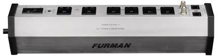 Furman PST-6 Power Station - Audiofeen