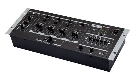 Gemini MM-1000 4-Channel DJ Mixer - Showroom Model - Audiofeen