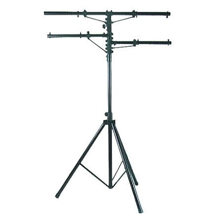Eliminator E133 12 Black Tripod Stand - Audiofeen