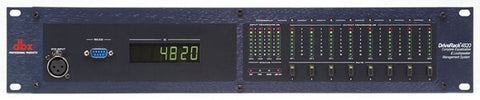 Dbx 4820TIO DriveRack Loudspeaker Management System - Audiofeen