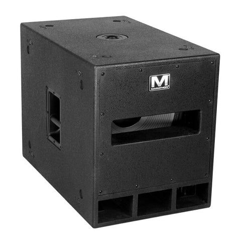 Marathon RMS-15SW Powered Subwoofer - Audiofeen
