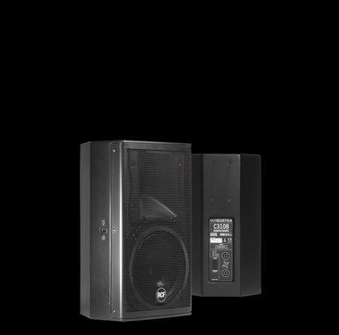 RCF C3108 Two-Way Passive Speaker - Audiofeen