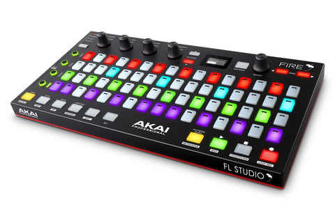 "AKAI Fire NS ""No Software Included"" - Controller for Fruity Loops - Audiofeen"