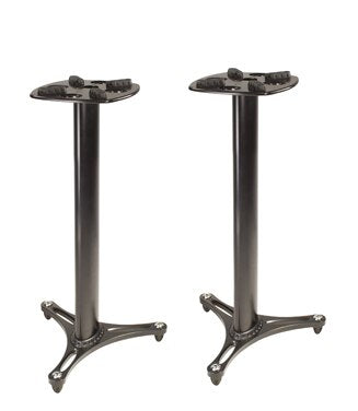 Ultimate Support MS-90-36B Second Generation Column Studio Monitor Stand - Audiofeen