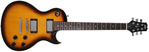 Peavey SC-2 Vintage Tobacco Burst Electric Guitar - Audiofeen