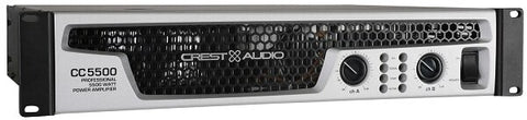 Crest Audio CC 5500 Professional Amplifier - Audiofeen