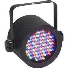 Eliminator Lighting Electro 86 LED DMX Multi-Colored Pin Spot - Audiofeen