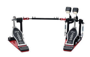 Drum Workshop 5002 ACCELERATOR DOUBLE PEDAL W- BAG - Audiofeen