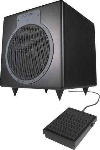 M-Audio BX10s Active Subwoofer - Audiofeen