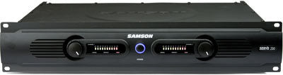 Samson Servo 200 Power Amplifier - Audiofeen