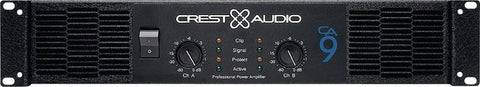 Crest Audio CA9 Power Amplifier - Audiofeen