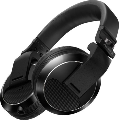 Pioneer HDJ-X7 Share Professional over-ear DJ headphones (black) - Audiofeen