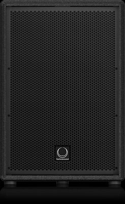 Turbosound TPX122M 2 Way 12'' Full Range Loudspeaker and Stage Monitor for Portable PA Applications 90x50 dispersion - Audiofeen