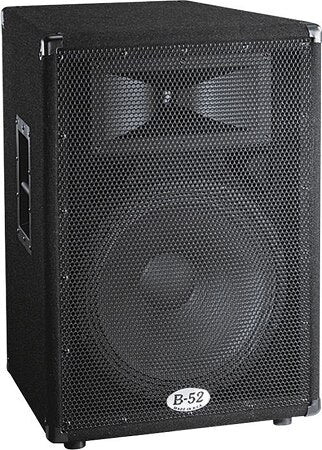 "B52 MX15 15 2-Way Passive Speaker"" Painted - Audiofeen"