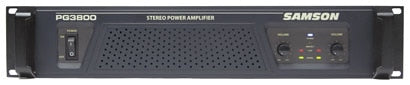 Samson PG3800 Power Amplifier - Audiofeen