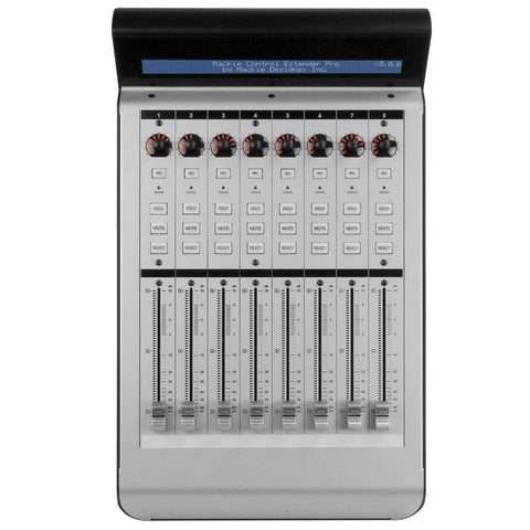 Mackie MC Extender Pro 8-channel Control Surface Extension - Audiofeen