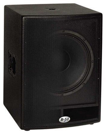 B-52 ACT-18XSV2 1000-Watt Passive 18 Nightclub Subwoofer - Audiofeen