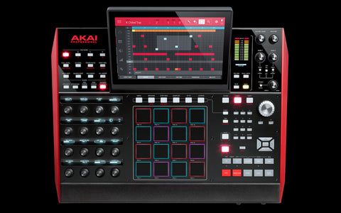 Akai MPC X Standalone Music Production Center - Audiofeen