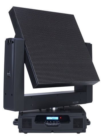 Elation EPV762 MH High Res LED Moving Head Video Panel - Audiofeen