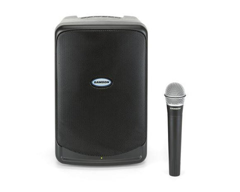 Samson XP40iw Portable PA - Audiofeen