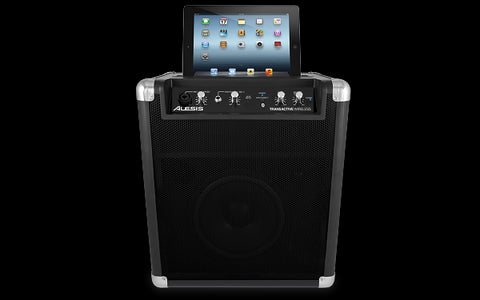 Alesis TransActive Wireless Portable Bluetooth Speaker - Audiofeen