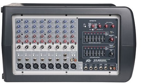 Peavey XR 8600D Powered Mixer - B-Stock - Audiofeen
