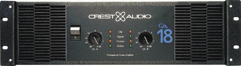Crest Audio CA18 Power Amplifier - Audiofeen