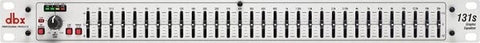 DBX 131s Single 31-Band Graphic EQ Equalizer - Audiofeen