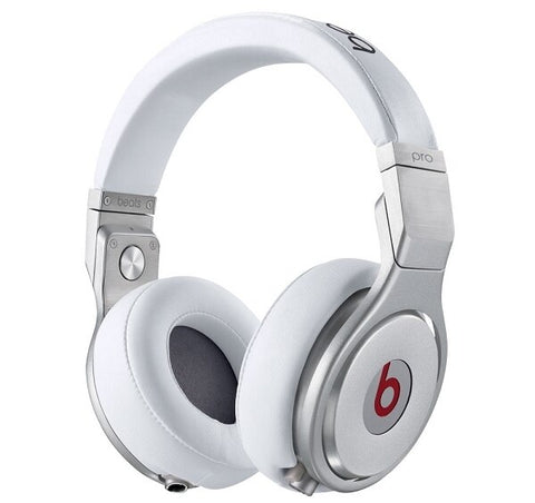 Beats by Dr. Dre Pro Over-Ear Headphones - White - Audiofeen