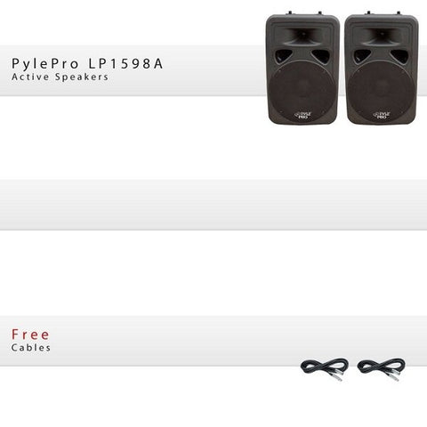 Pyle Pro LP1598 Package - Audiofeen