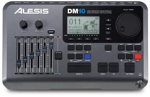 Alesis DM10 High Definition Drum Module - Audiofeen