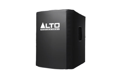 Alto Professional TS218SUB Cover Padded slip-on cover for the Truesonic TS218S Powered Subwoofer - Audiofeen