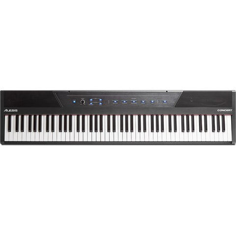 Alesis Concert 88-Key Digital Piano with Full-Sized Keys - Audiofeen
