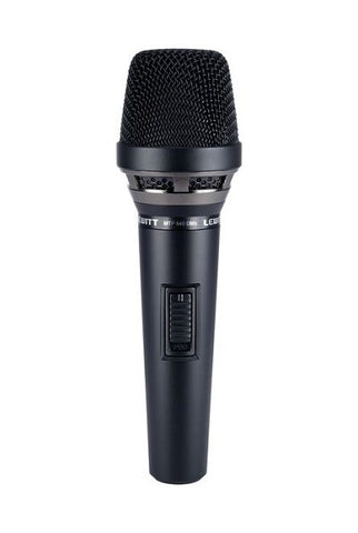 Lewitt MTP 540 DMs Dynamic Performance Microphone (ON-OFF Switch) - Audiofeen