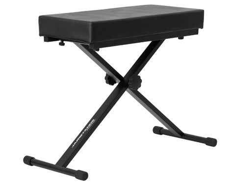 Ultimate Support JS-LB100 JamStands Large Keyboard Bench - Audiofeen