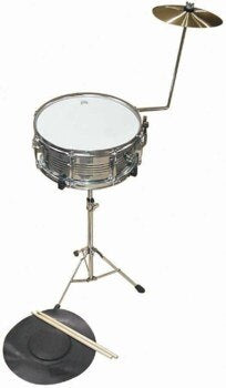 Percussion Plus Snare Kit and Practice Pad - Audiofeen