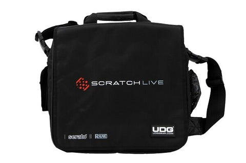 UDG Courier Bag with Serato Logo - Audiofeen