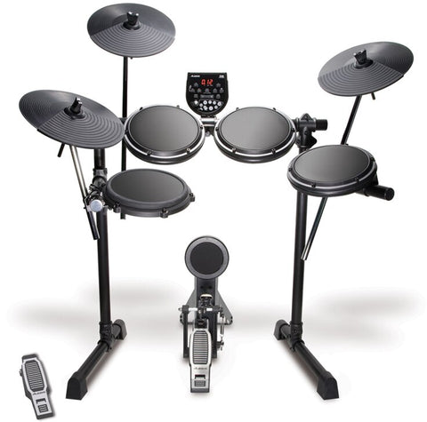 Alesis DM6 USB Kit Performance Electronic Drumset - Audiofeen