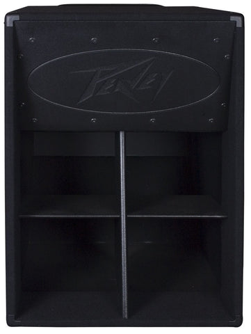 "Peavey SP FH SINGLE 18"" Folded Horn Subwoofer - Audiofeen"