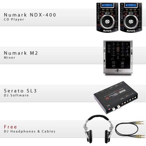 GCD NDX 400-M2-SL3 Package - Audiofeen