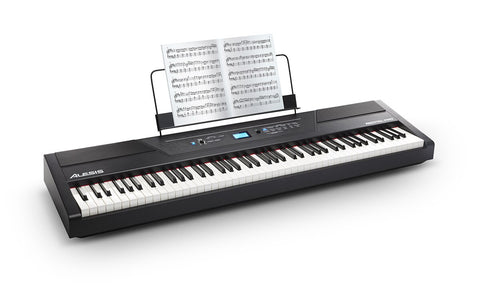 Alesis Recital Pro 88-Key Hammer-Action Digital Piano - Audiofeen