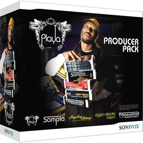 SoniVox Playa Producer Pack - Audiofeen