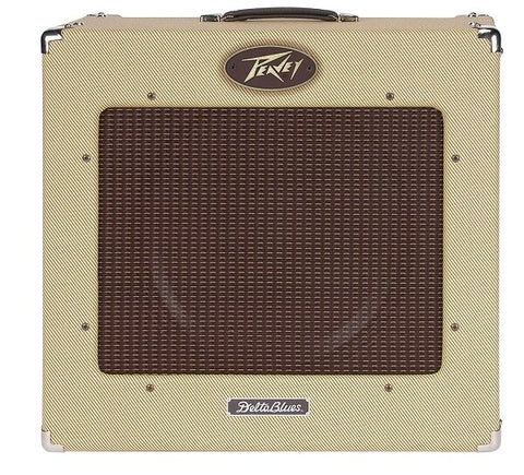 Peavey Delta Blues 115 Tube Combo Amp Tweed II - Audiofeen