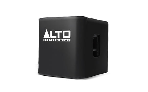 Alto Professional TS212SUB Cover Padded slip-on cover for the Truesonic TS212S Powered Subwoofer - Audiofeen