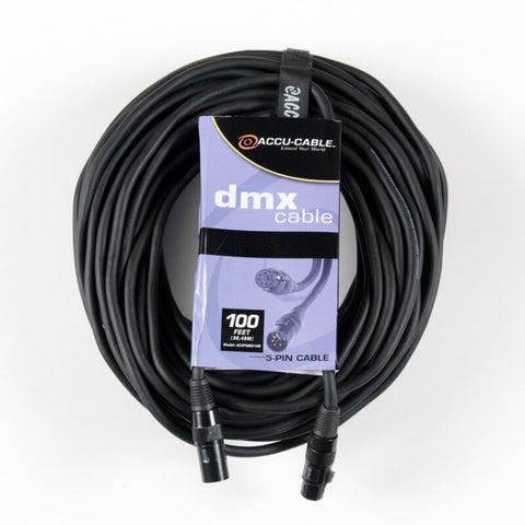 American DJ Accu Cable AC5PDMX100 - Audiofeen