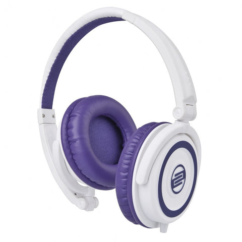 Reloop RHP-5 DJ Headphones - Purple Milk - Audiofeen