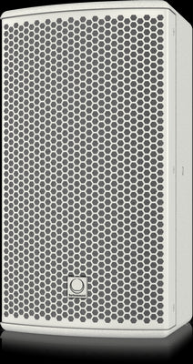 Turbosound NuQ62-WH 2 Way 6.5'' Full Range Loudspeaker for Portable PA Applications (White) 100°x60° dispersion - Audiofeen