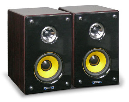 Technical Pro MRS5 Nearfield Studio Monitors - Audiofeen