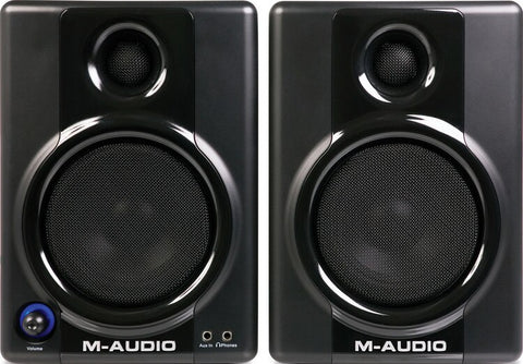 M-Audio Studiophile AV 40 2-Way Active Monitor - Audiofeen