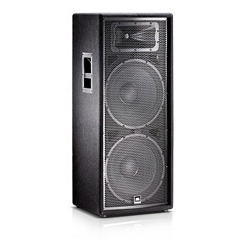 "JBL JRX225 Dual 15 Two-Way Front of House Passive Speaker"" - Audiofeen"